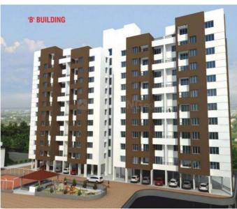 Gallery Cover Image of 1027 Sq.ft 2 BHK Apartment for buy in Hingne Khurd for 7400000