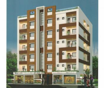Gallery Cover Image of 1088 Sq.ft 2 BHK Apartment for buy in Asif Nagar for 4352000