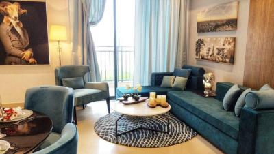 Gallery Cover Image of 900 Sq.ft 2 BHK Apartment for buy in Eldeco Live By The Greens, Sector 150 for 5700000