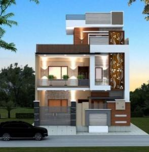Gallery Cover Image of 2230 Sq.ft 4 BHK Independent House for buy in Nehrugram for 6665000