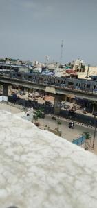 Balcony Image of Paradise Girls PG in Dwarka Mor