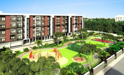 Gallery Cover Image of 1511 Sq.ft 3 BHK Apartment for buy in Karappakam for 7400000