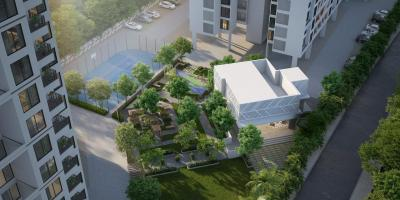 Gallery Cover Image of 1380 Sq.ft 3 BHK Apartment for buy in K Ville, Vikas Nagar for 6900000