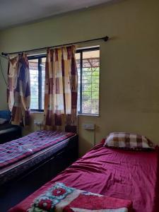 Bedroom Image of Lok Rounak Apartment in Andheri East