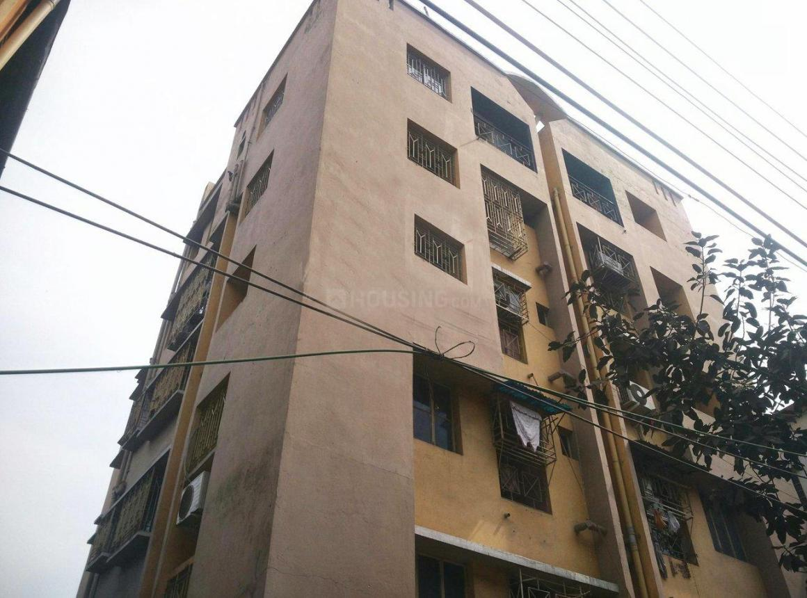 Building Image of 1200 Sq.ft 3 BHK Apartment for rent in Purba Barisha for 12000