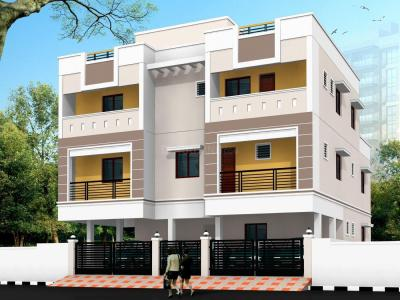 Gallery Cover Image of 900 Sq.ft 2 BHK Apartment for buy in Gerugambakkam for 4140000