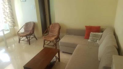 Gallery Cover Image of 650 Sq.ft 1 BHK Apartment for rent in Bhagtani Pearl, Santacruz West for 50000