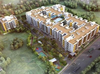 Gallery Cover Image of 1465 Sq.ft 3 BHK Apartment for buy in Casagrand Woodside, Kolapakkam for 9300000