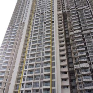 Gallery Cover Image of 1419 Sq.ft 3 BHK Apartment for rent in Madh for 50000