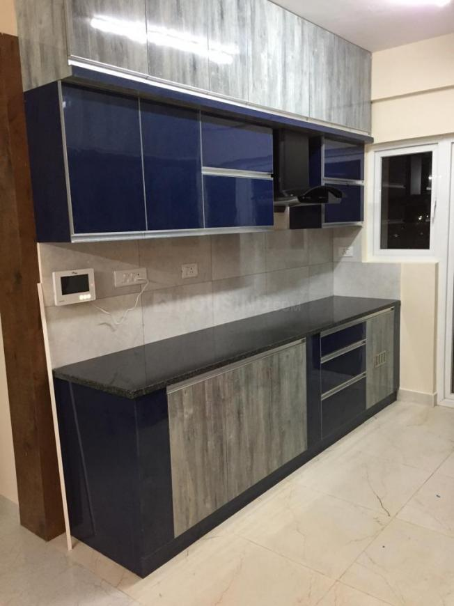Kitchen Image of 1215 Sq.ft 2 BHK Apartment for rent in Electronic City for 22000