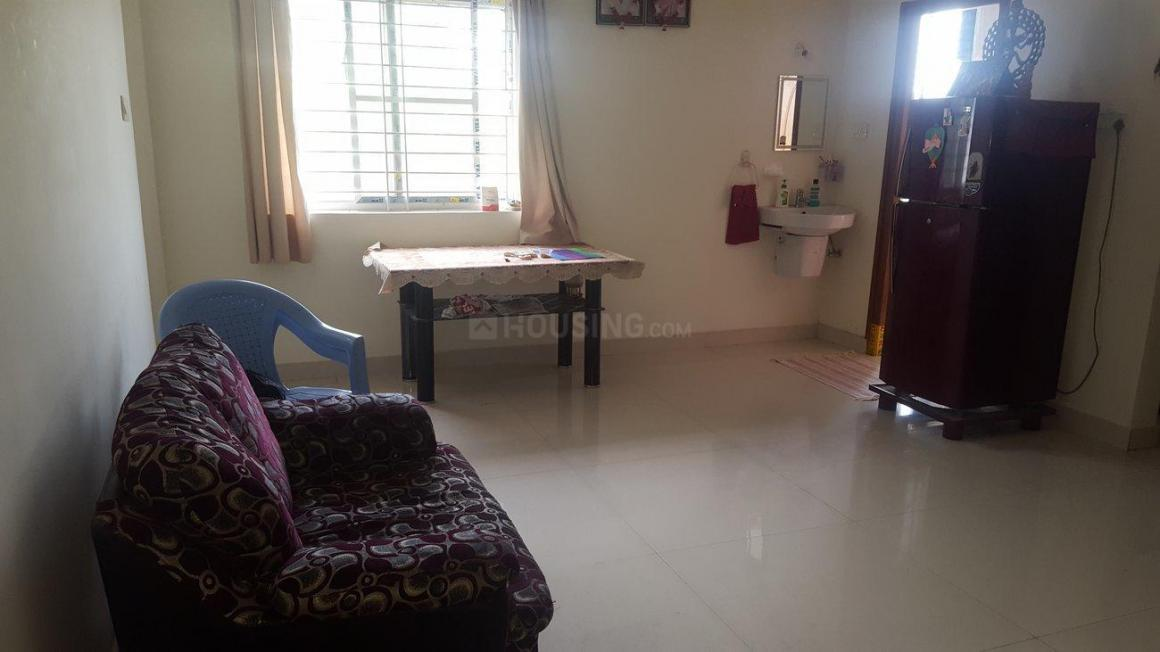 Living Room Image of 1250 Sq.ft 2 BHK Apartment for rent in Habsiguda for 20000