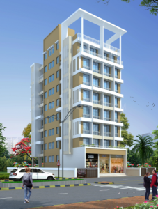Gallery Cover Image of 645 Sq.ft 1 BHK Apartment for buy in Ulwe for 4192500
