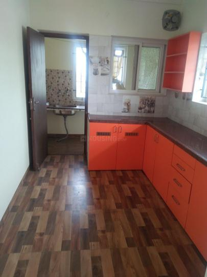 Kitchen Image of 1400 Sq.ft 3 BHK Apartment for rent in Velachery for 25000