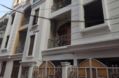 Gallery Cover Image of 1400 Sq.ft 4 BHK Apartment for rent in Toli Chowki for 42000