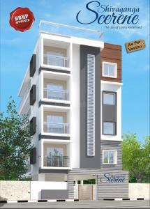 Gallery Cover Image of 900 Sq.ft 2 BHK Apartment for buy in HSR Layout for 5500000