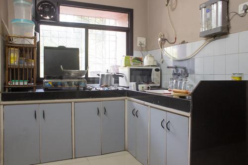 Kitchen Image of 102 B4 Eden Garden Housing Society in Viman Nagar