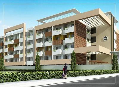 Gallery Cover Image of 483 Sq.ft 1 BHK Apartment for buy in Navganesh Castle, Kolathur for 2405000