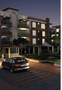 Gallery Cover Image of 1250 Sq.ft 2 BHK Apartment for rent in Thaltej for 20600