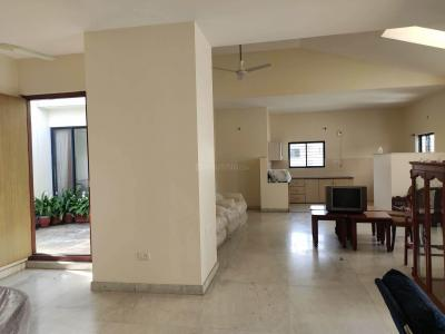 Gallery Cover Image of 1650 Sq.ft 3 BHK Apartment for rent in Rathna Villa, Murugeshpalya for 32000