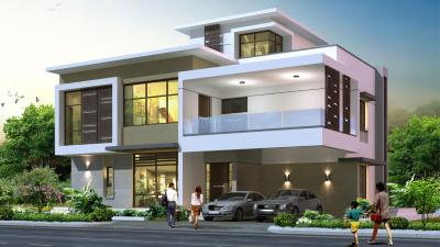Gallery Cover Image of 4550 Sq.ft 4 BHK Villa for buy in Osman Nagar for 37310000