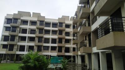 Gallery Cover Image of 625 Sq.ft 1 BHK Apartment for buy in Ocean View CHS, Kharghar for 2750000
