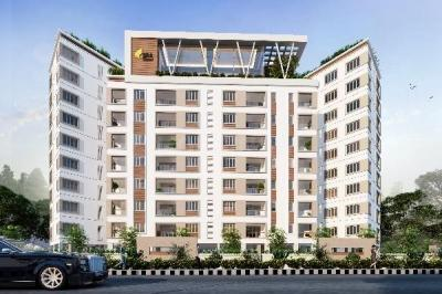 Gallery Cover Image of 1234 Sq.ft 2 BHK Apartment for buy in Velachery for 11000000