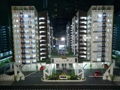 Gallery Cover Image of 1358 Sq.ft 3 BHK Apartment for buy in Marvel Sequoia, Kadugodi for 7197401