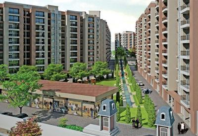 Gallery Cover Image of 1280 Sq.ft 3 BHK Apartment for buy in Omaxe City for 3450000