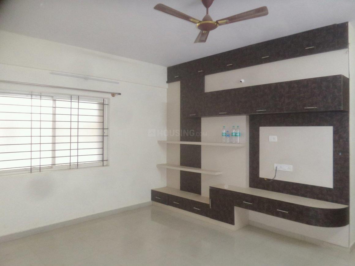 Living Room Image of 1400 Sq.ft 3 BHK Apartment for rent in Whitefield for 22000