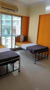 Bedroom Image of Oxotel Paying Guest (pg) in Kanjurmarg West