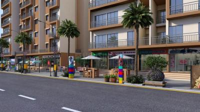 Gallery Cover Image of 550 Sq.ft 1 BHK Apartment for buy in Unimont Aurum, Karjat for 1825000