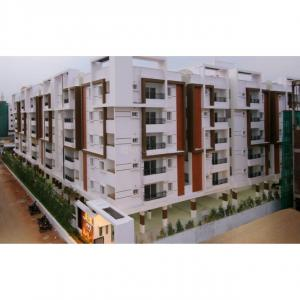Gallery Cover Image of 1210 Sq.ft 2 BHK Apartment for buy in Fortune Green Falcon, Puppalaguda for 6776000