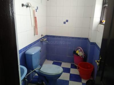 Bathroom Image of Radhika Hostel in Vaibhav Khand