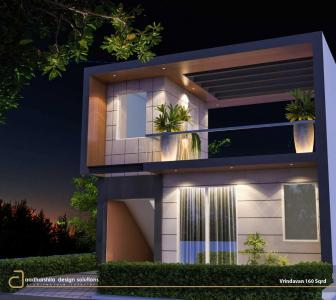 Gallery Cover Image of 1055 Sq.ft 1 BHK Villa for buy in Sunrakh Bangar for 2990000