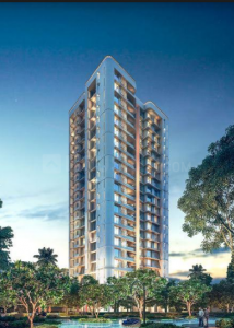 Gallery Cover Image of 922 Sq.ft 2 BHK Apartment for buy in Jogeshwari West for 17300000
