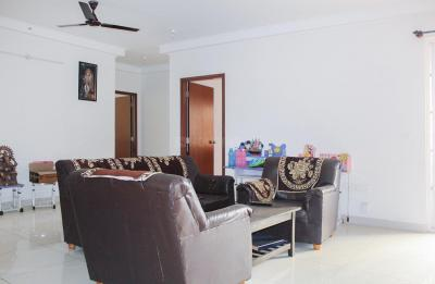 Gallery Cover Image of 1690 Sq.ft 3 BHK Apartment for rent in Kudlu Gate for 42400