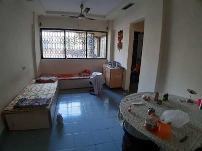 Gallery Cover Image of 618 Sq.ft 1 BHK Apartment for rent in Nerul for 20000