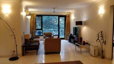 Gallery Cover Image of 4000 Sq.ft 4 BHK Independent Floor for rent in Gulmohar Park for 220000