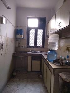 Kitchen Image of PG 5607138 Patel Nagar in Patel Nagar