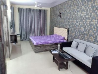Gallery Cover Image of 494 Sq.ft 1 RK Apartment for rent in Logix Blossom Zest, Sector 143 for 11000