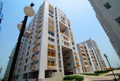 Gallery Cover Image of 1830 Sq.ft 3 BHK Apartment for buy in Shrachi Greenwood Elements, Rajarhat for 9600000