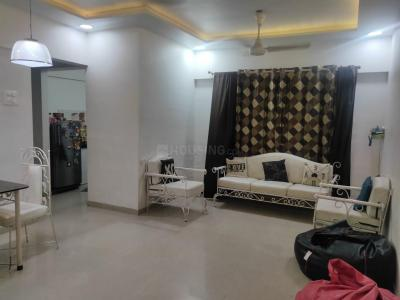 Gallery Cover Image of 900 Sq.ft 2 BHK Apartment for rent in Rosa Gardenia, Kasarvadavali, Thane West for 22000