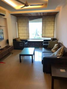 Gallery Cover Image of 1200 Sq.ft 2 BHK Apartment for rent in Beach Haven II, Juhu for 125000
