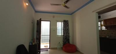 Gallery Cover Image of 521 Sq.ft 1 BHK Independent Floor for rent in Jeevanbheemanagar for 13000