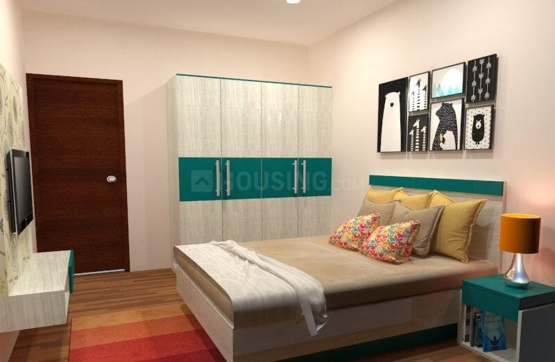 Bedroom Image of 1474 Sq.ft 3 BHK Apartment for buy in New Panvel East for 12600000