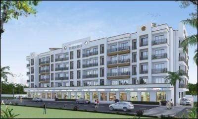 Gallery Cover Image of 612 Sq.ft 2 BHK Apartment for buy in AV Paramount Enclave, Mahim for 2600000