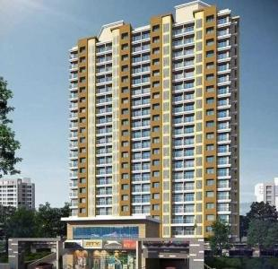 Gallery Cover Image of 747 Sq.ft 1 BHK Apartment for buy in Salasar Exotica I, Mira Road East for 5714550
