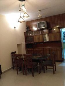 Gallery Cover Image of 2025 Sq.ft 4 BHK Independent Floor for rent in Janakpuri for 55000