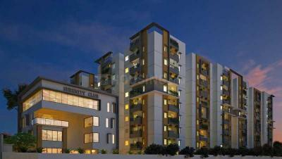 Gallery Cover Image of 1250 Sq.ft 2 BHK Apartment for buy in Qualitas Serenity Park, Kokapet for 8250000