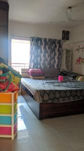 Gallery Cover Image of 850 Sq.ft 2 BHK Apartment for rent in Hetali Blessings, Goregaon East for 45000